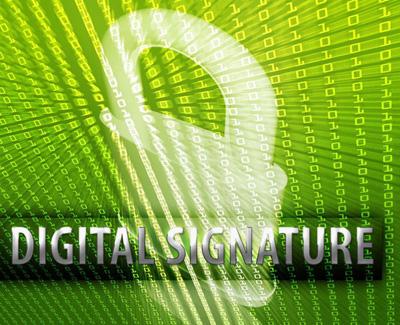 DigitalSignature1 Tư vấn công nghệ   Trung tâm Chứng thực chữ ký số quốc gia