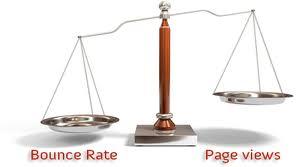 page view and unique visitors Phương thức để tăng lượt xem trang trên website