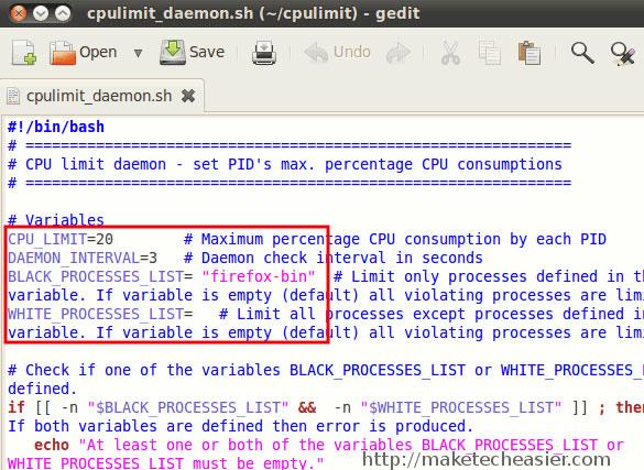 cpulimit5 Hạn chế việc sử dụng CPU đối với các Process trong Linux